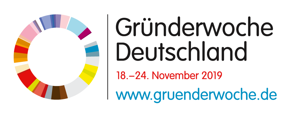 Gründerwoche Berlin – Workshop 21.11.2019