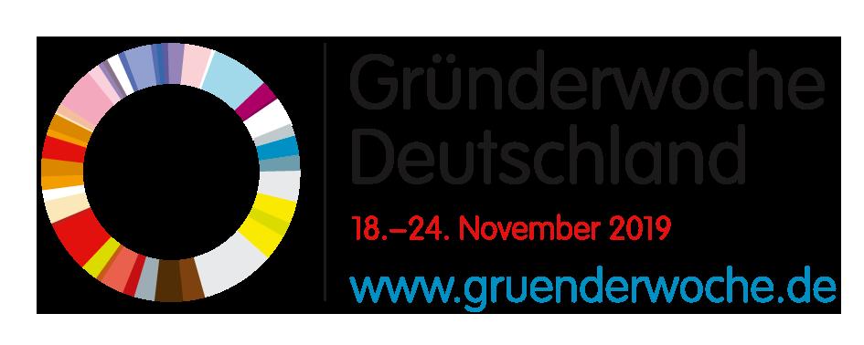 Gründerwoche Berlin – Workshop für StartUps 18.11.2019
