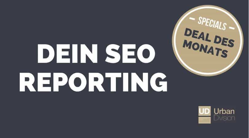 SEO Report Analyse Webseite