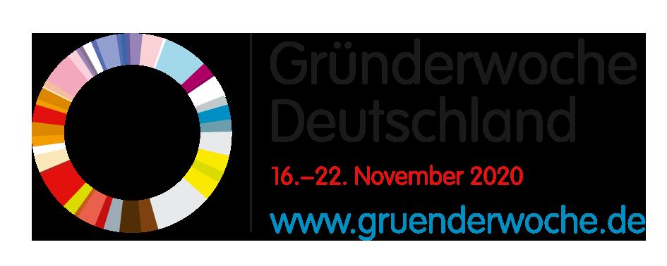 Gründerwoche Berlin – kostenlose Workshops für Gründer 18.11.2020