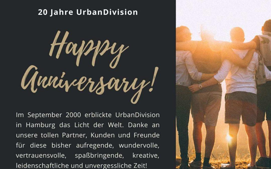 20 Jahre UrbanDivision