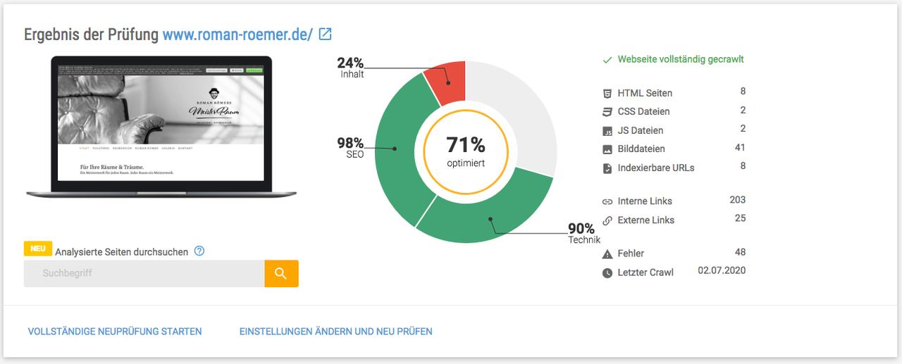 Marketing Onboarding Live Analyse