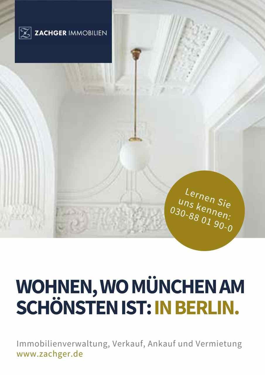 Imagekampagne Immobilien Berlin