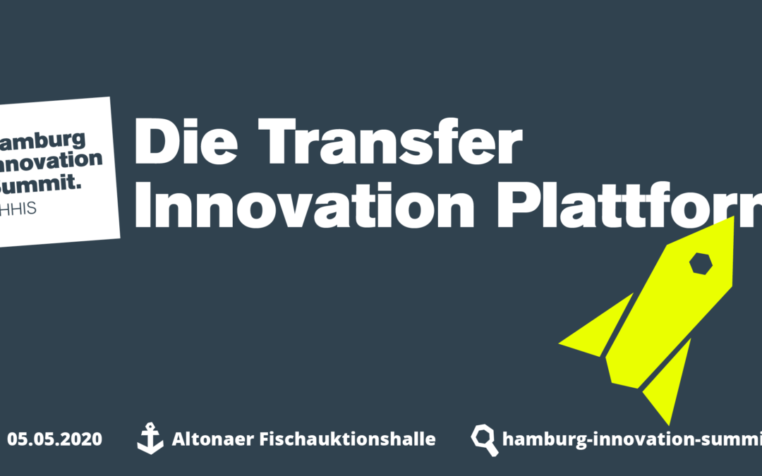 05.05.2020 – Hamburg Innovation Summit 2020
